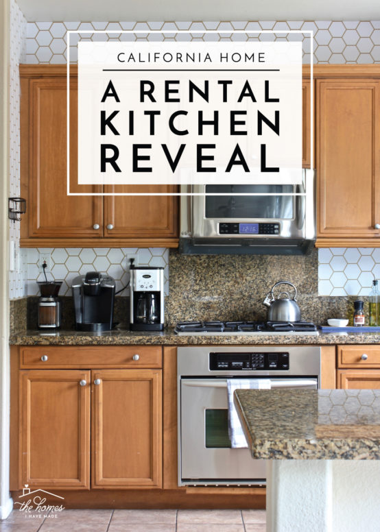 Rental Kitchen