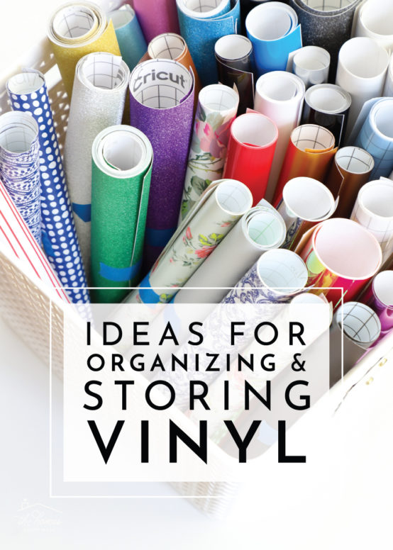 Ideas for Storing Vinyl