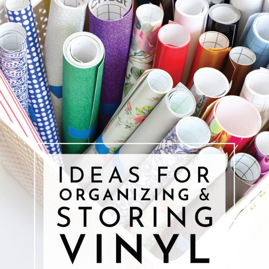 Ideas for Storing Vinyl