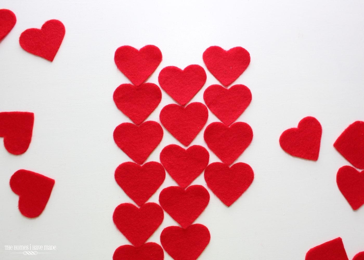 Valentine Heart Pillow