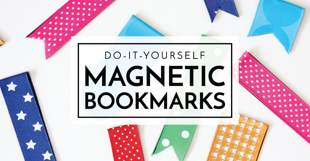 Magnetic Bookmarks