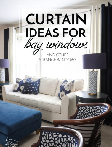 Curtain Ideas for Bay Windows