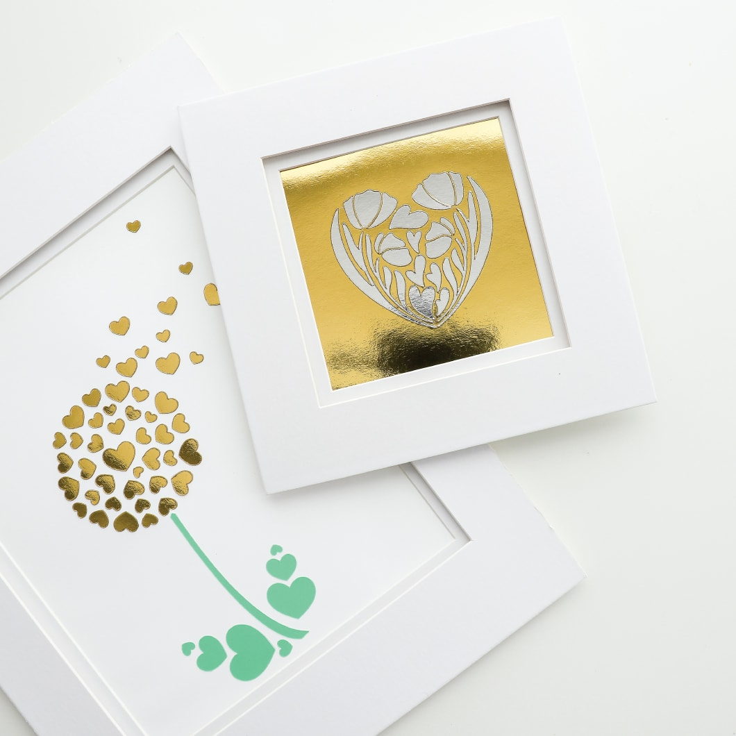 Make Art with a Cricut
