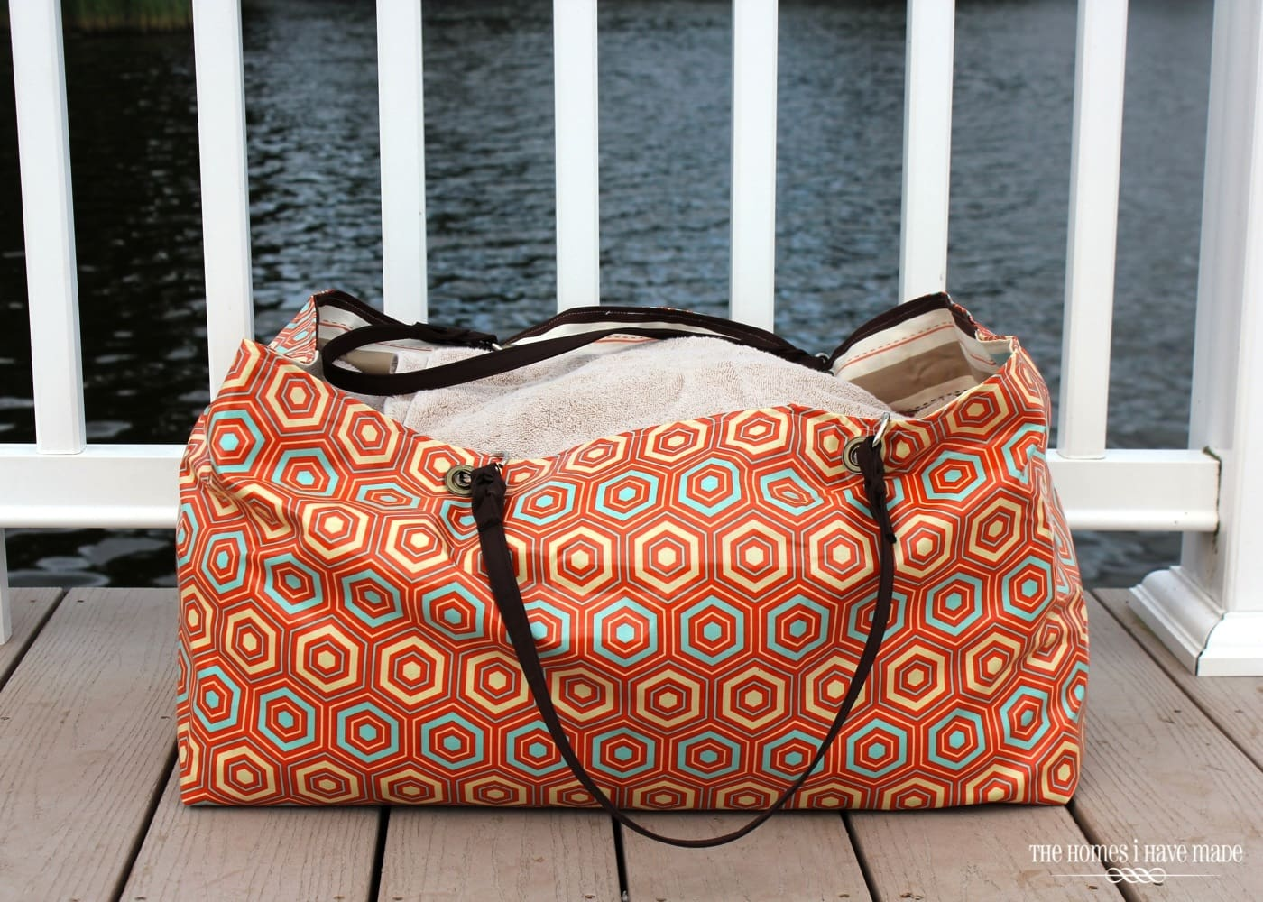 Carry-It-All Tote