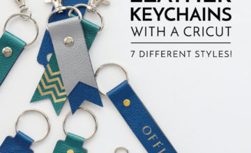 Keychains With a Cricut