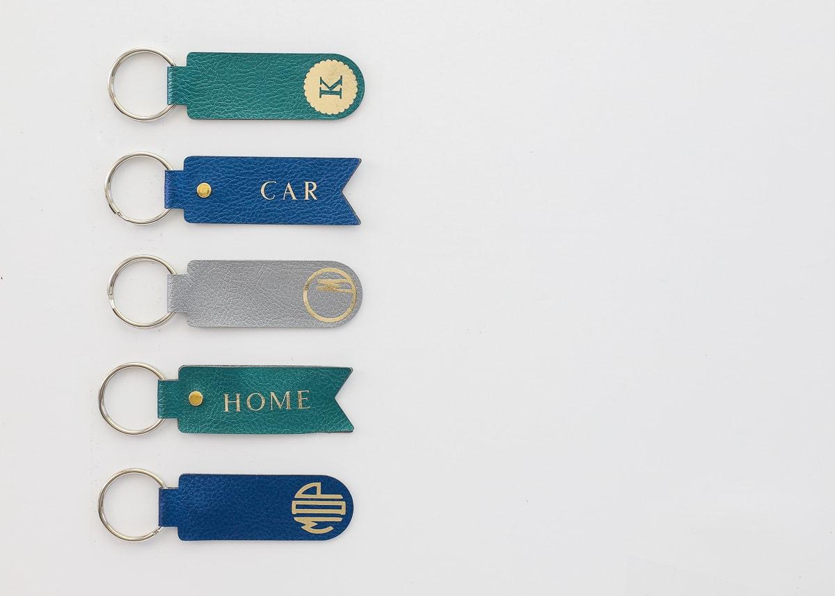 Keychains With a Cricut