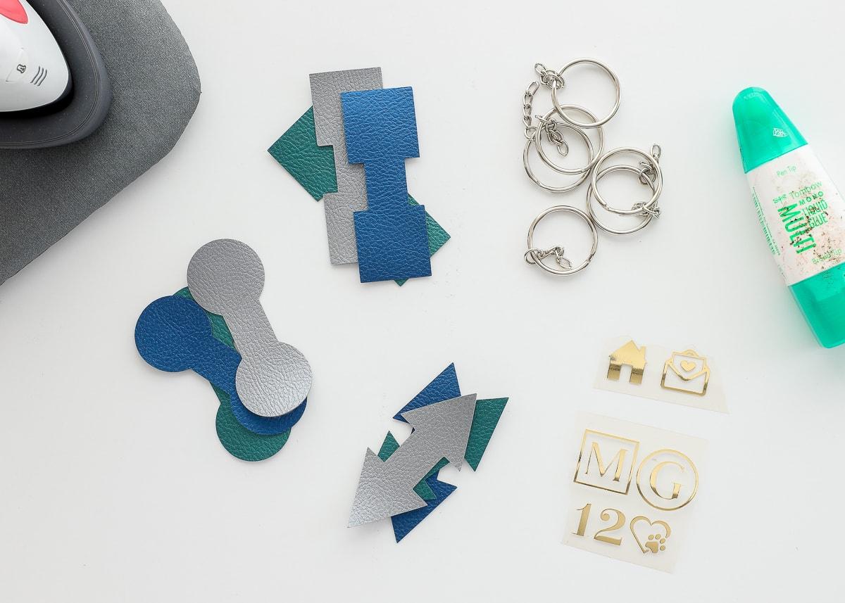 Keychains With Cricut