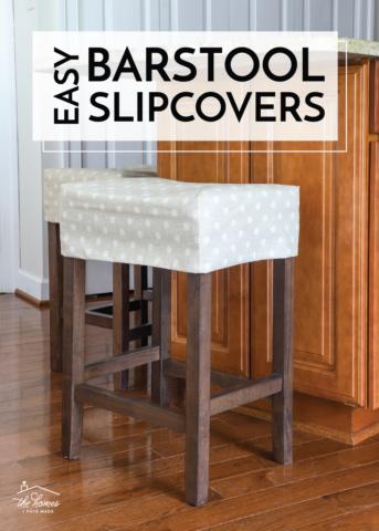 Barstool Slipcovers
