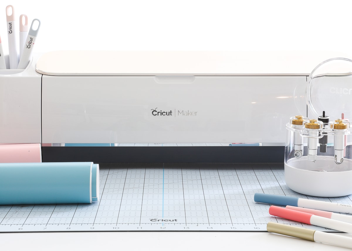About the Cricut Maker