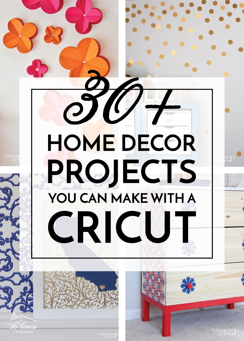 30 Home Decor Projects You Can Make With A Cricut Explore The Homes I Have Made