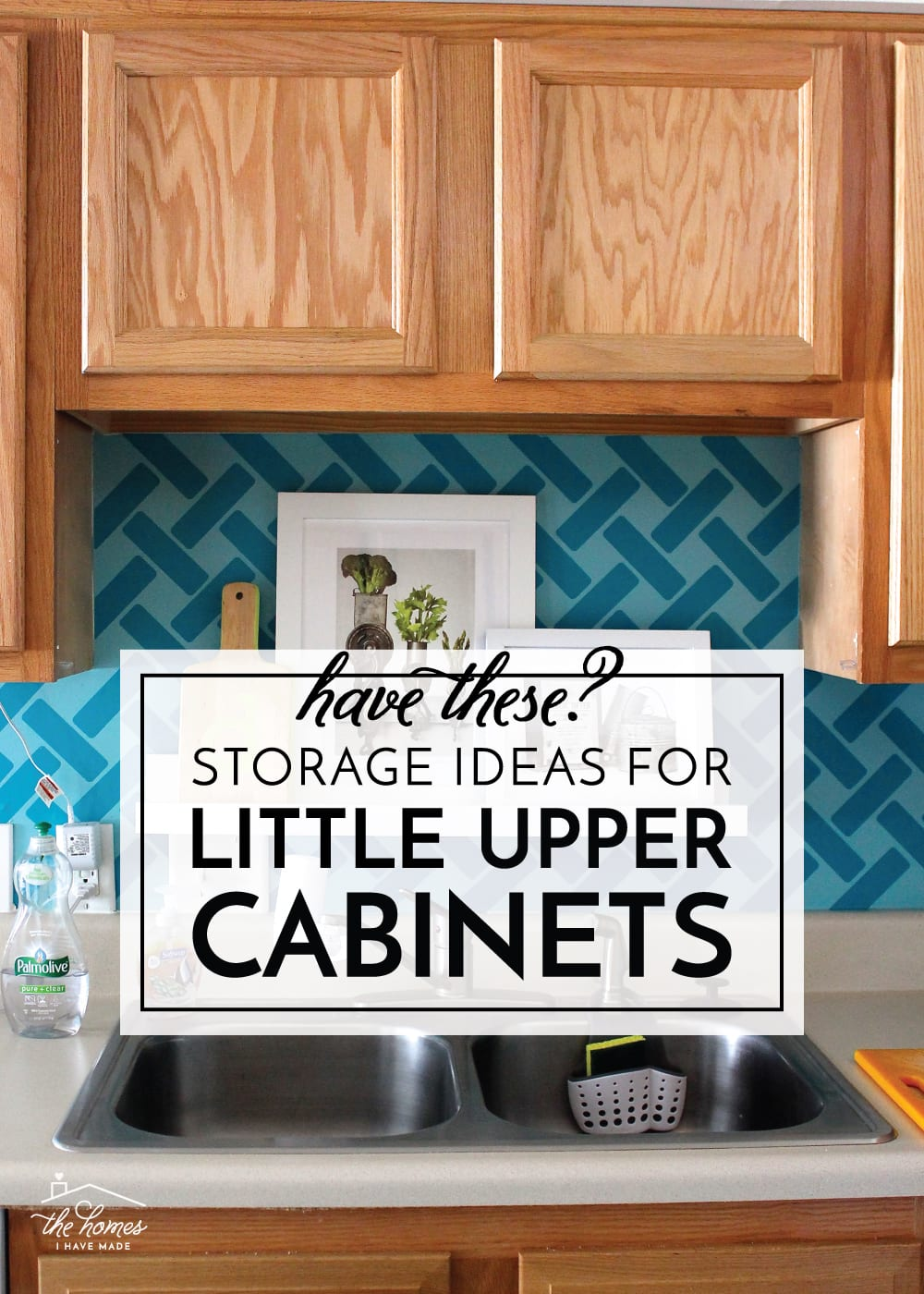 Little Upper Cabinets