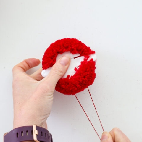 How to Add Pom Poms