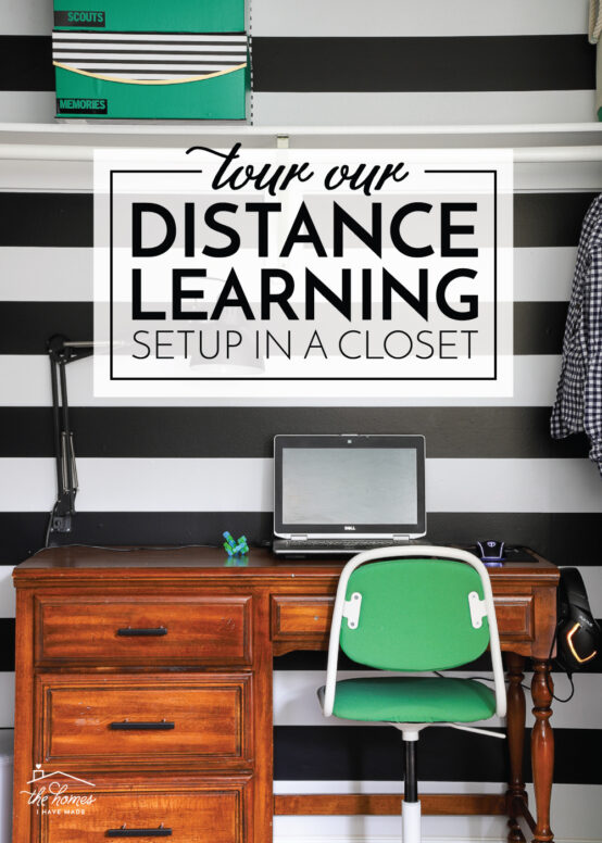 Distance Learning Setup