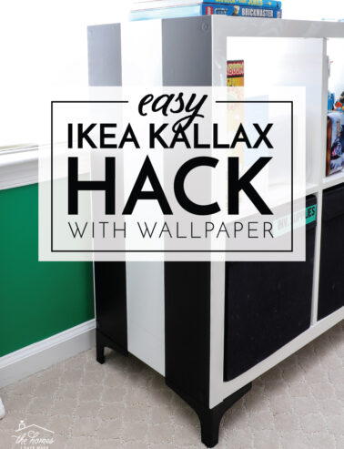 IKEA Kallax Hack