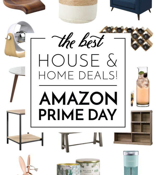 The Best Home Deals on Amazon Prime Day
