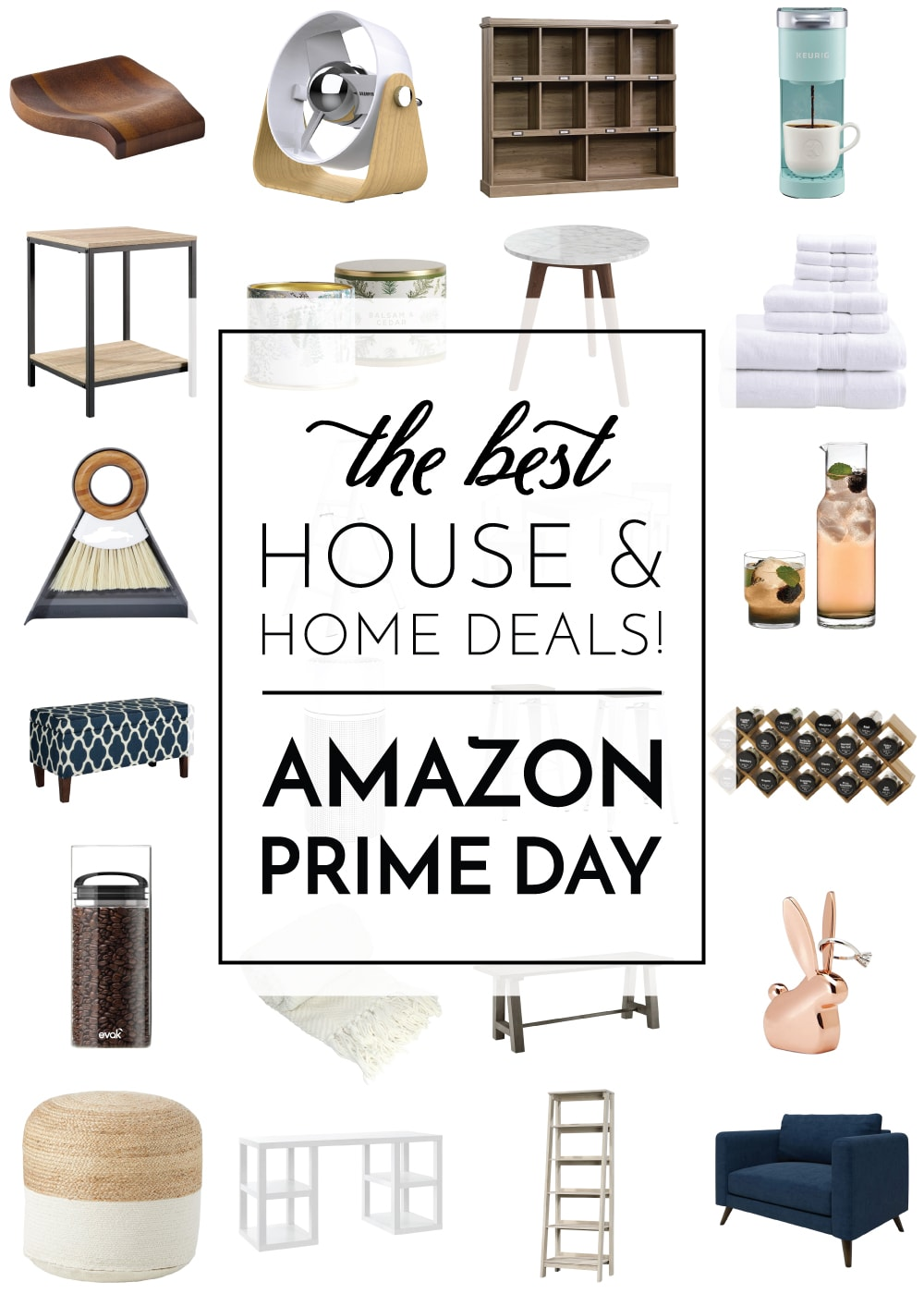 Home Deals on Amazon Prime Day