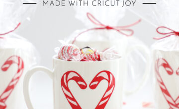 Gift Set Made with Cricut Joy