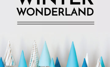 Paper Winter Wonderland