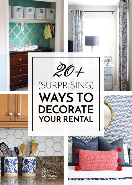 Decorate Your Rental