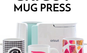 About Cricut Mug Press