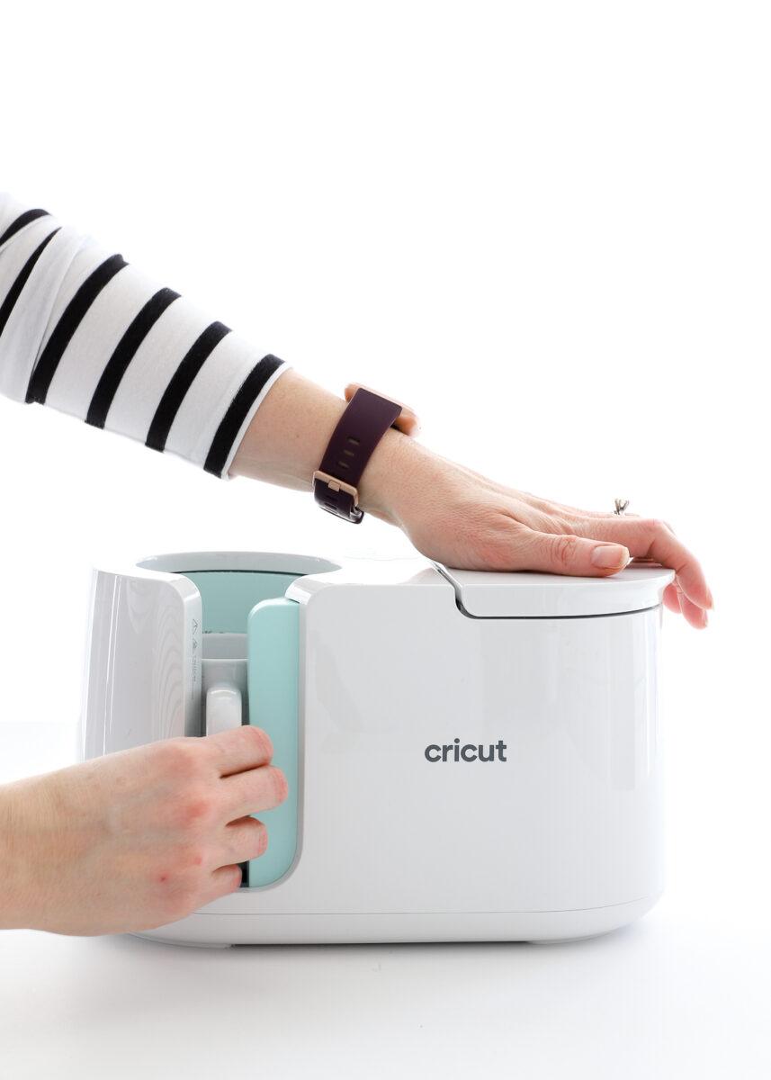 About the Cricut Mug Press
