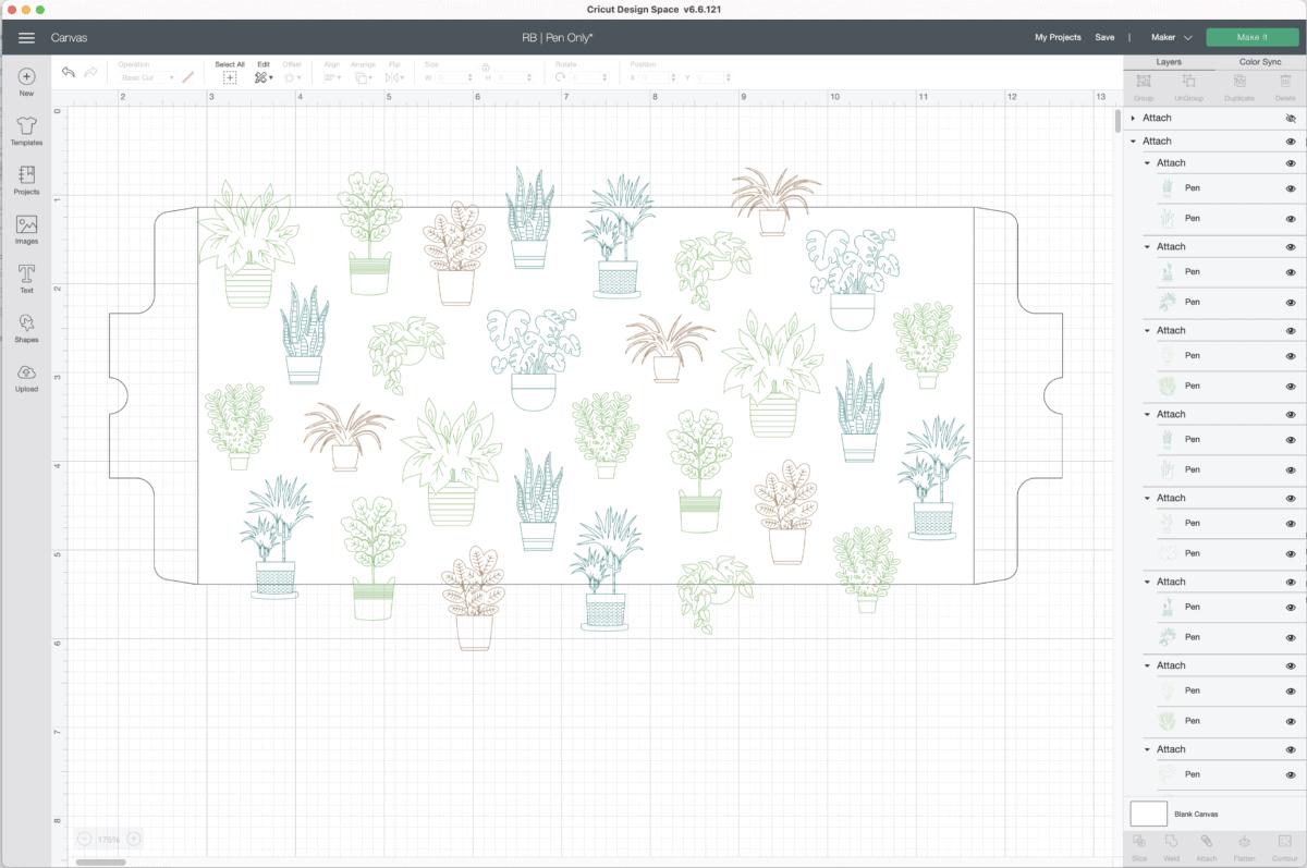How to Design Mugs in Cricut Design Space