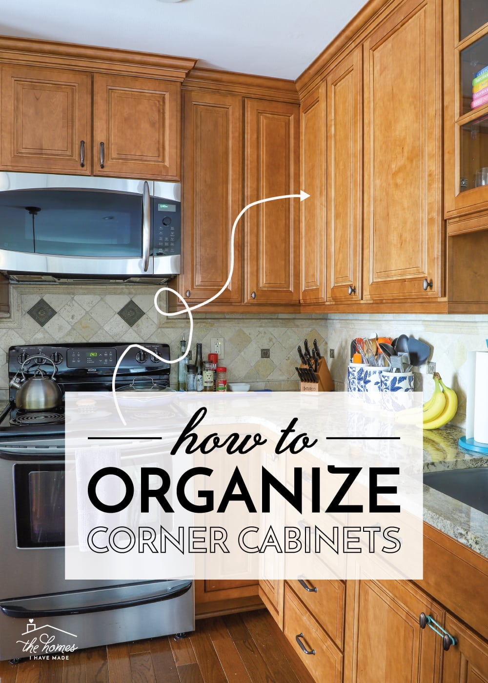 organizing deep corner kitchen cabinets How to Organize Corner Kitchen Cabinets  The Homes I Have Made