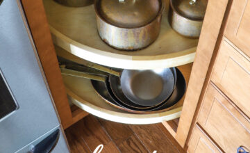 How to Organize Corner Kitchen Cabinets