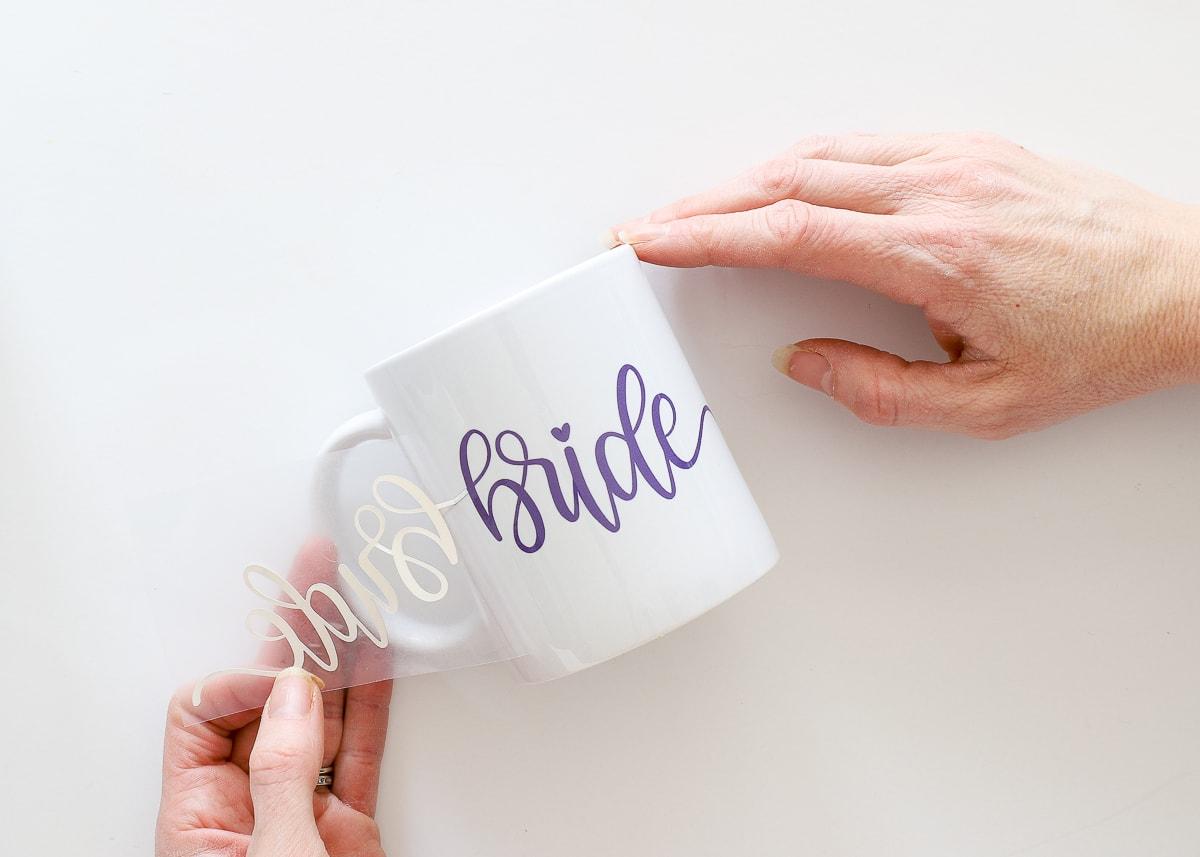 How to Make Mugs with the Cricut Mug Press
