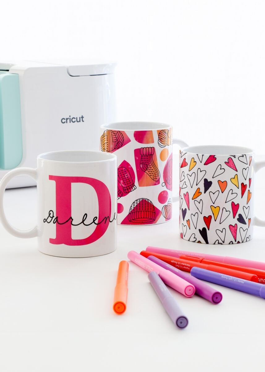 How to Make Mugs with Infusible Ink Pens