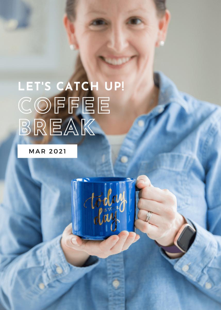 monthly coffee break