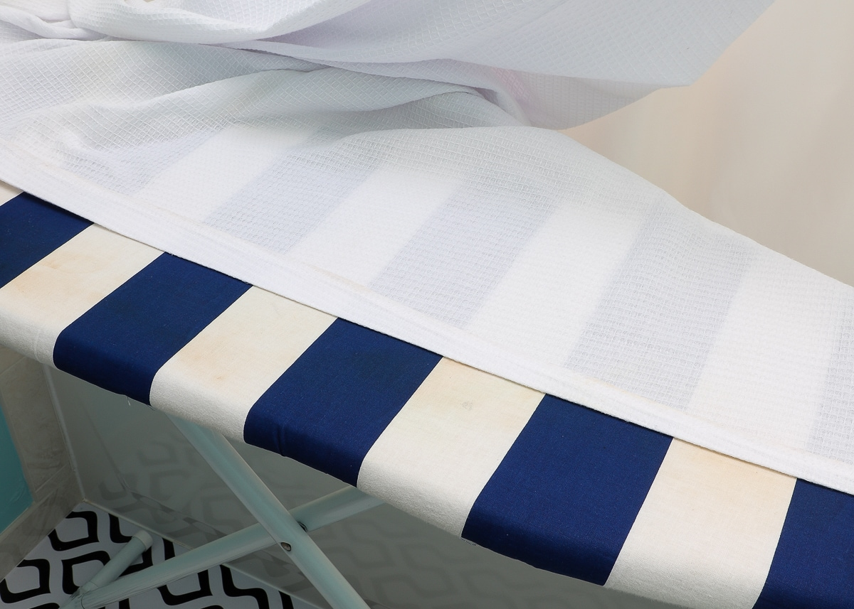 How to Hem Curtains Without Sewing