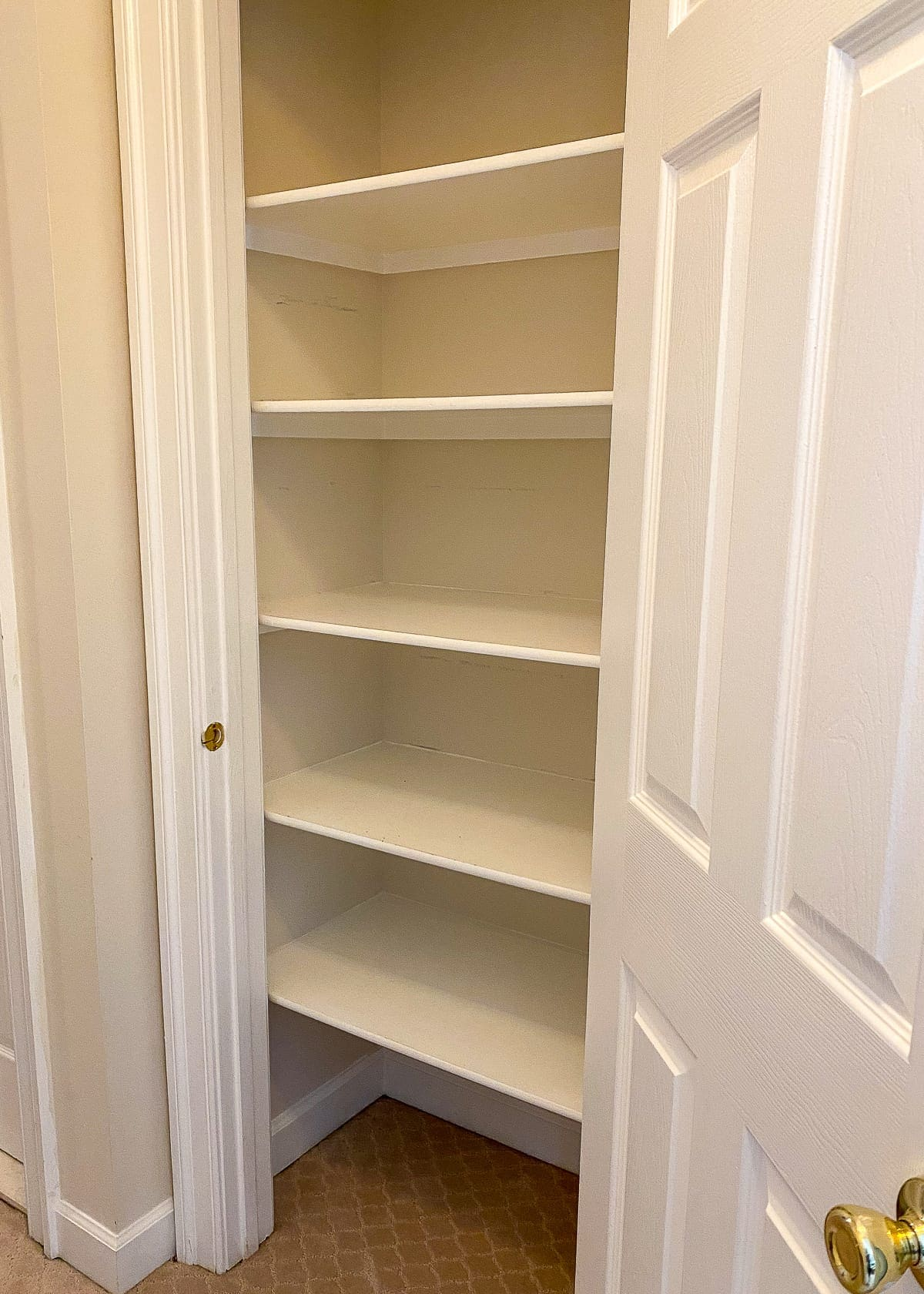 Our Organized Linen Closet (Finally!) - The Homes I Have Made