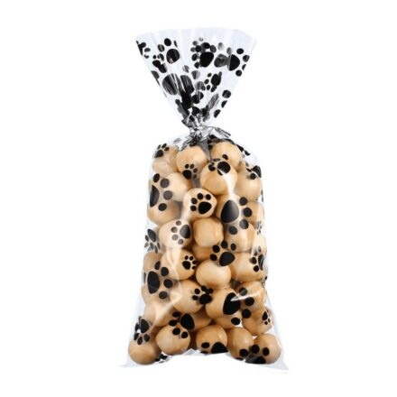 Dog Party Favor Bags